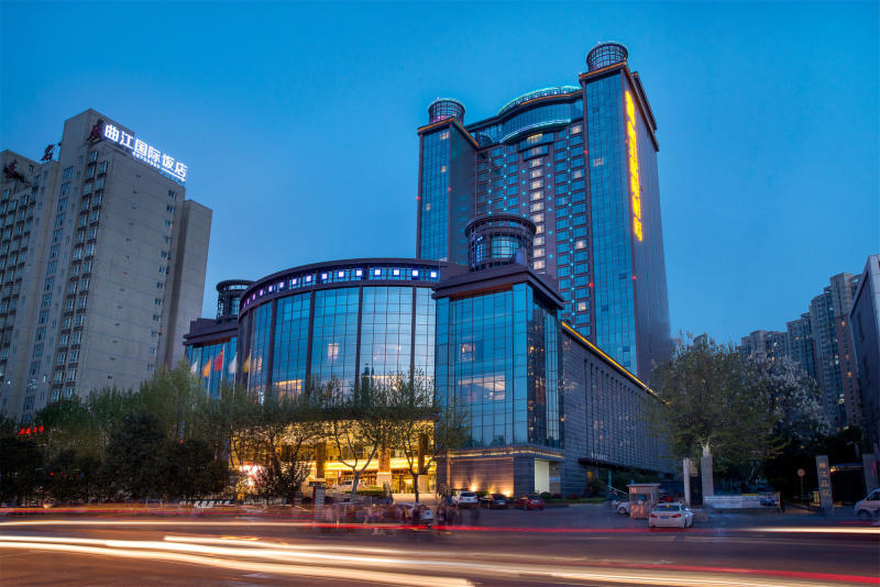 Qujiang International Hotel xian Over view