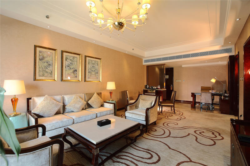 Qujiang International Hotel xian Room Type